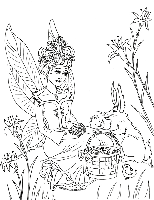 Whimsical Fun Coloring Pages Whimsical Downlload Coloring Pages