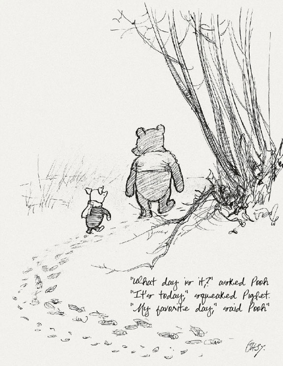 winnie the pooh quotes whimsical publishing