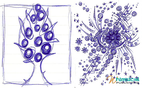Scribble Drawing Meaning : Oodles of doodles whimsical publishing