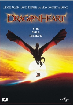 Dragon Heart - English DVD Layout1