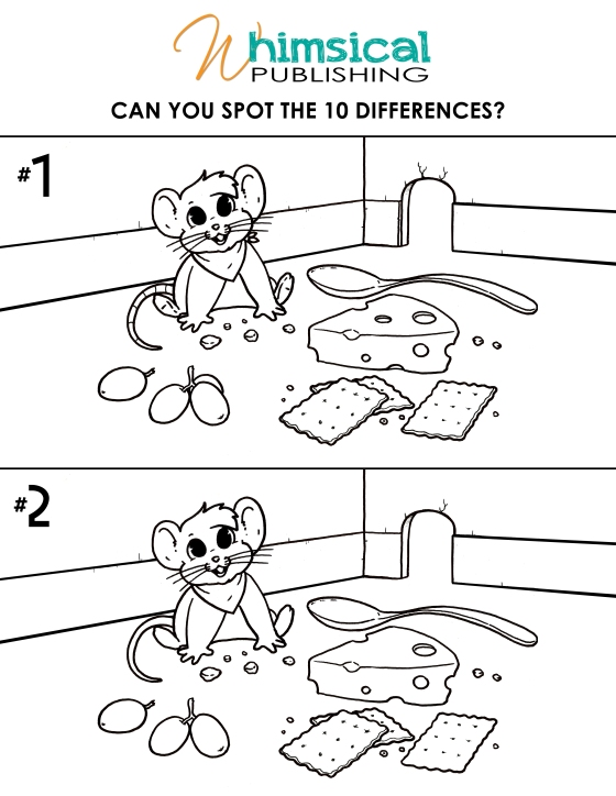 MOUSE DIFFERENCES